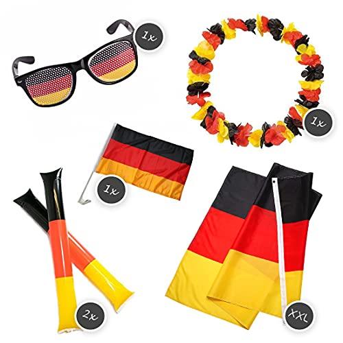 SicurezzaPrima Fan-Set Deutschland – Best of...