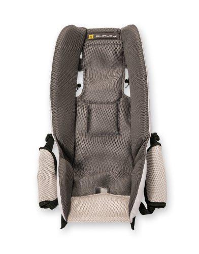 Burley Fahrrad-Kindersitz Baby Insert, grey, 50.8...