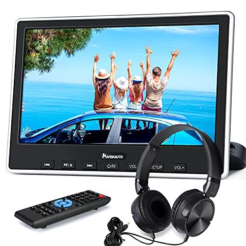 NAVISKAUTO 10,1' DVD Player für Auto HDMI In...