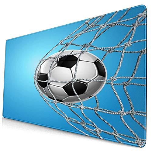 Großwild-Mauspad,Fußballtor Fußball in der...