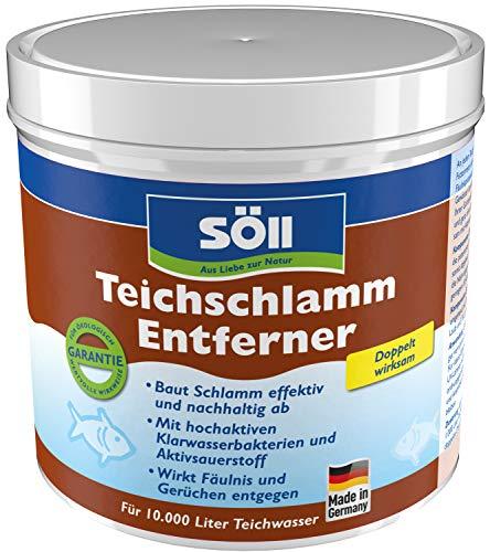 Söll 11604 TeichschlammEntferner doppelt wirksam...