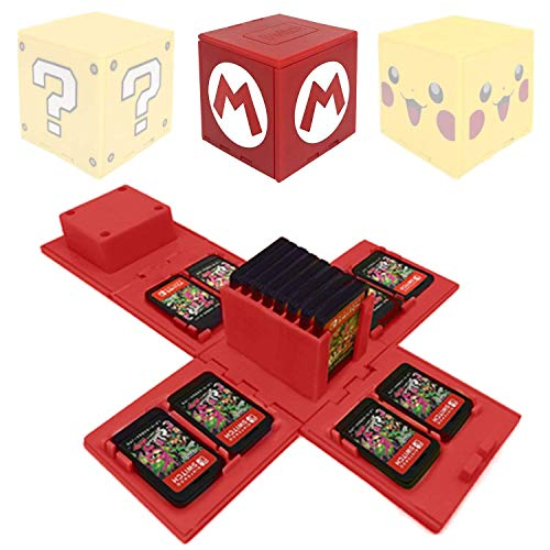 VANDA Etui kompatibel Für Nintendo Switch -...