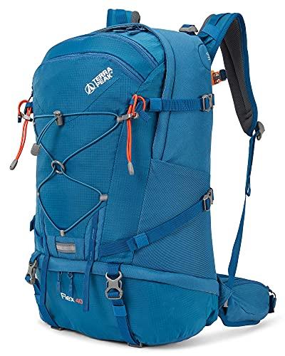 Terra Peak Flex 40 Trekkingrucksack blau 40 Liter...