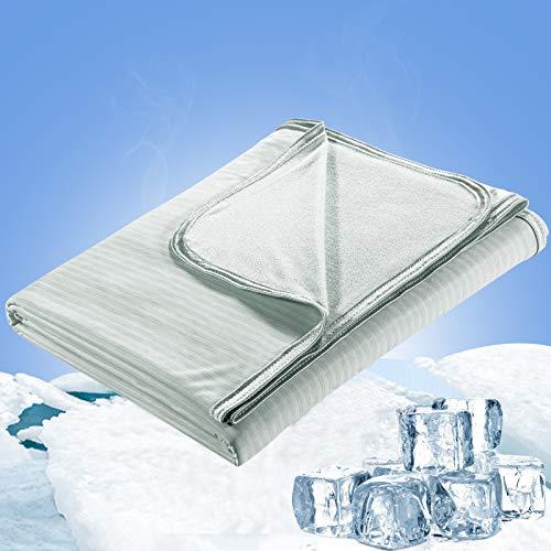 Luxear Kühlende Sommerdecke 150x200cm, dünne...
