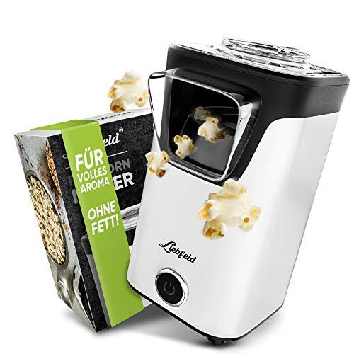 Liebfeld - Popcornmaschine für Zuhause I Popcorn...