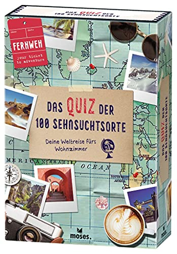 moses. Fernweh – Das Quiz der 100...