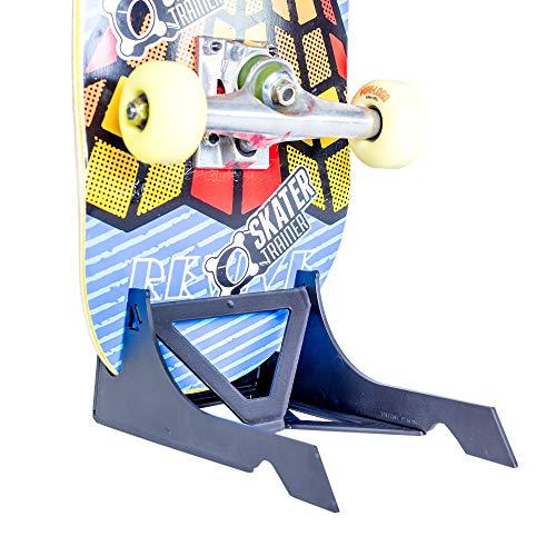 SKATERTRAINER Origami-Skateboard-Ständer und...