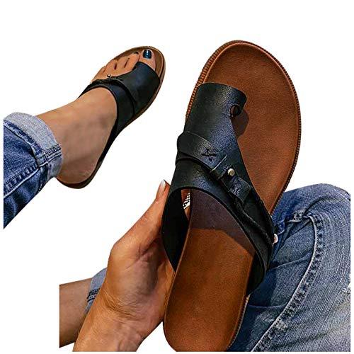 Sandalen Für Frauen, Damen Mode Plattform...