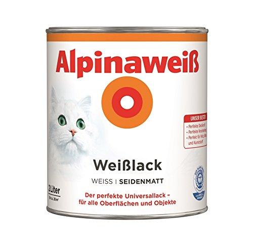 """Alpina Farben GmbH """""""" Alpine Weiß 2 L,..."""