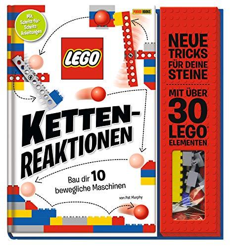 LEGO® Kettenreaktionen: Baue dir 10 bewegliche...