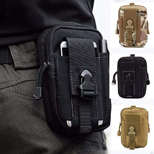 HoYiXi Taktische Hüfttaschen Multifunctional...
