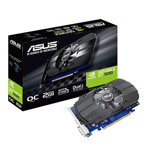 Asus Phoenix GeForce PH-GT1030-O2G Grafikkarte...