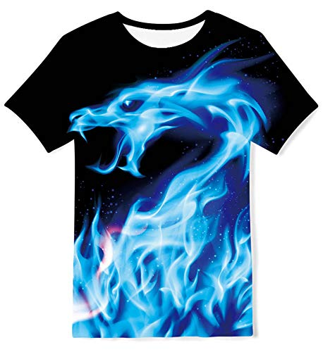 Kids4ever Jungen Mädchen T-Shirts Lustige 3D...