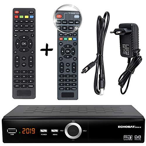 hd-line Echosat 20900 M Pro Digital Sat Receiver +...