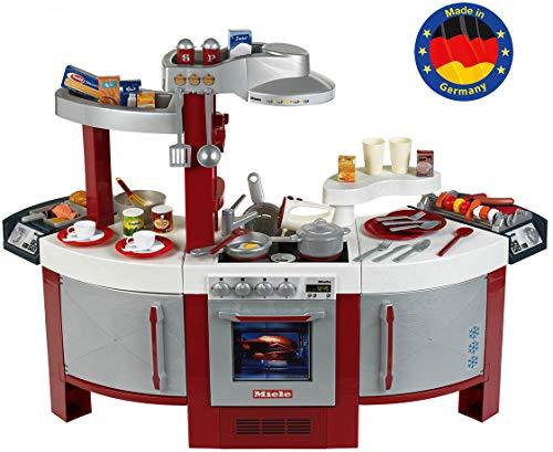 Theo Klein 9125 Miele Küche No. 1 I Beidseitig...