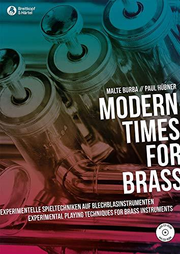 Modern Times for Brass - Experimentelle...