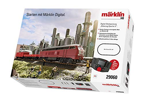 Märklin 29060 Digital-Startpackung Güterzug...
