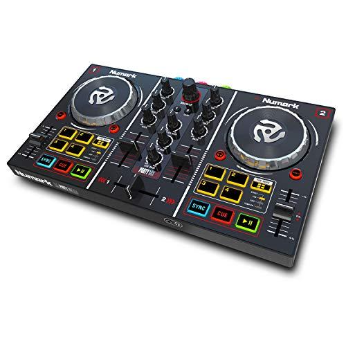 Numark Party Mix - der ursprüngliche 2-Kanal Plug...