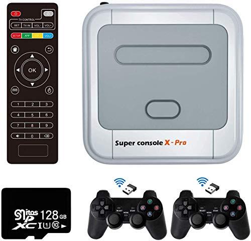 Retro Arcade Spielekonsole WiFi Super Console X...