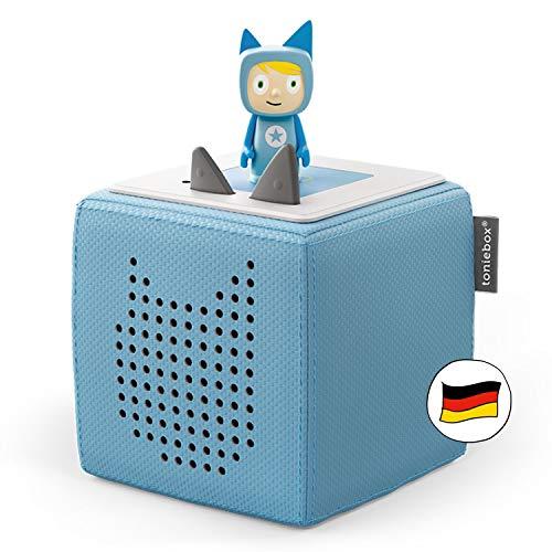Toniebox Starterset in Hellblau: Toniebox +...