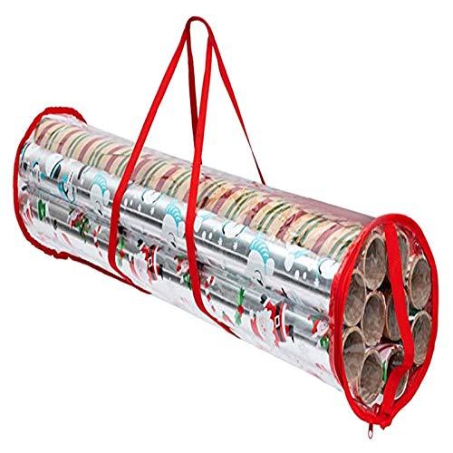 Aufbewahrungstasche für Weihnachtspapier für...