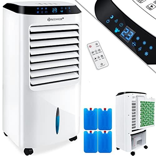 KESSER® 4in1 Mobile Klimaanlage Perl-Weiß |...