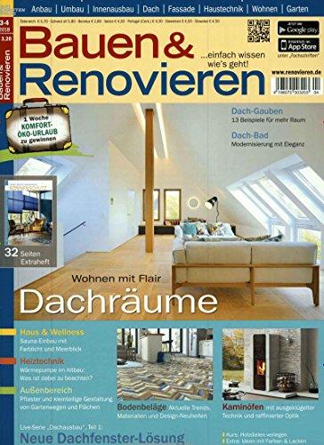 Bauen & Renovieren [Abonnement jeweils 6 Ausgaben...