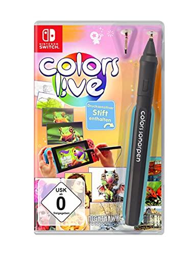 Colors Live (inkl. SonarPen) [ ]