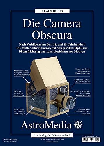Astromedia Bausatz Die Camera Obscura