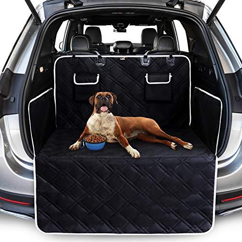 Toozey Völliger Kofferraumschutz für Hund -...