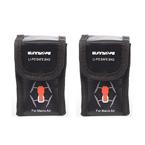 KINGWON Lipo Akku Tasche Batterie Schutz Tasche...
