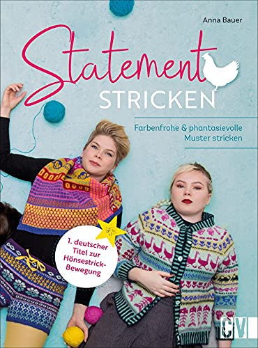 Stricken: Statement Stricken. Farbenfrohe und...