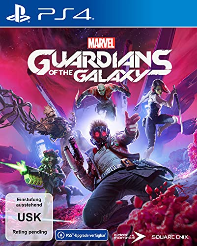 Marvel's Guardians of the Galaxy (Playstation 4)
