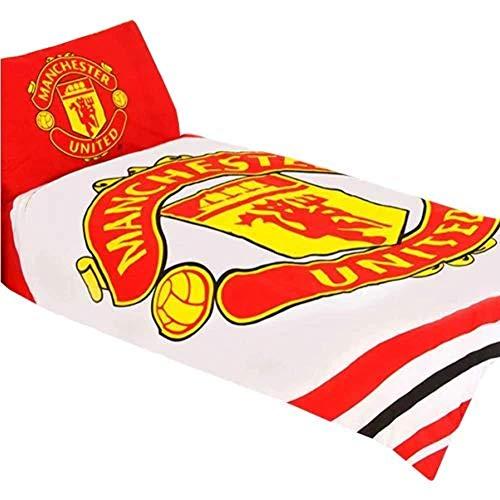 Manchester United 'Pulse' wendbar Einzelbett,...