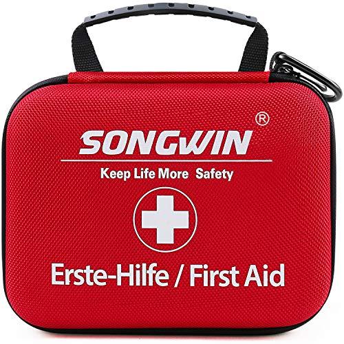 Songwin Erste Hilfe Set, Wasserdicht...