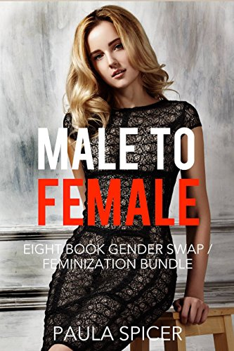 Female to Male: Eight Book Gender Swap /...