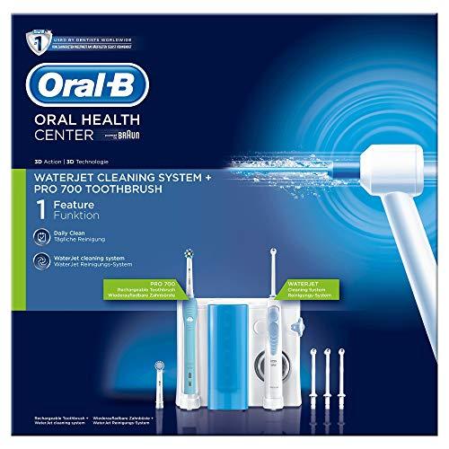 Oral-B Mundpflegecenter PRO 700 Elektrische...