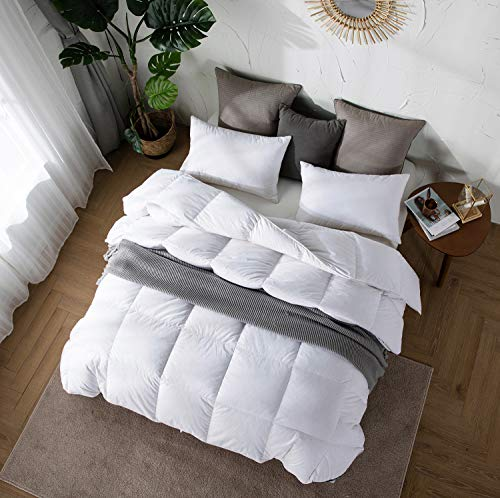 Amazon Brand - Umi Bettdecke 155x220cm Winterdecke...