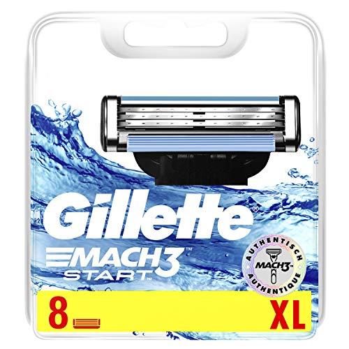 Gillette Mach3 Start Rasierklingen mit...