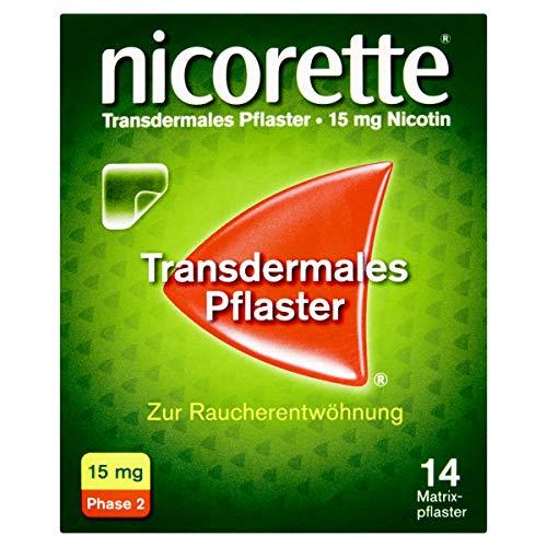 nicorette TX Pflaster 15 mg zur...