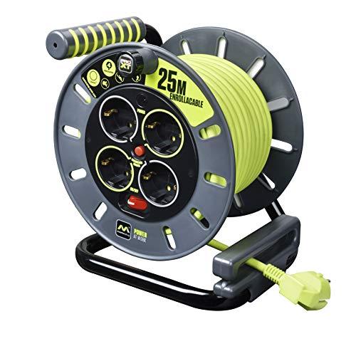 Masterplug OME25164SL-PX Rewind cord, 3000 W, 250...