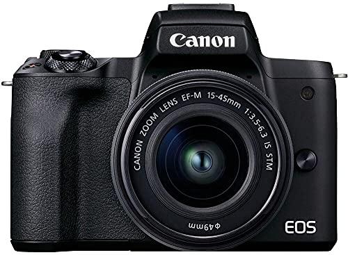 Canon EOS M50 Mark II Kamera + Objektiv EF-M...