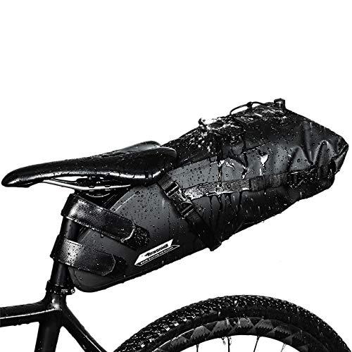 Selighting Satteltasche Wasserdicht Fahrrad...