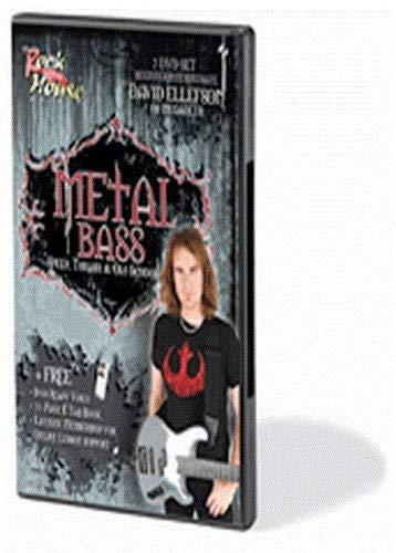 Metal Bass with David Ellefson [2 DVDs]