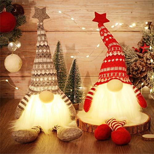 MTaoyac Weihnachten Deko Wichtel 49 cm...