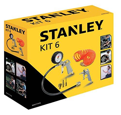 Stanley Zubehör für Luftkompressoren, Airtoolkit...