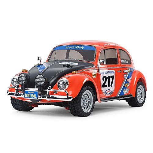 TAMIYA 58650 58650-1:10 RC VW Beetle Rally MF-01X,...