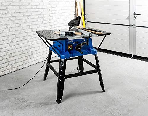 Scheppach Tischkreissäge 2000W HS250L SE Laser...