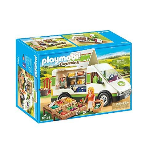 PLAYMOBIL Country 70134 Hofladen-Fahrzeug, Ab 4...