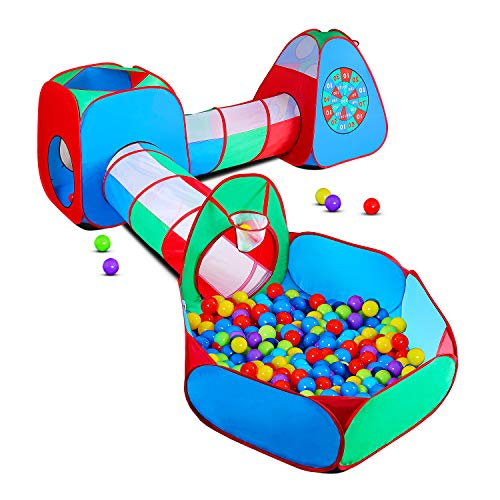 STLOVe Spielzelt Kinderzelt Angepasst Babyzelt mit...